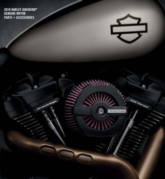 Harley-Davidson® Parts Catalog