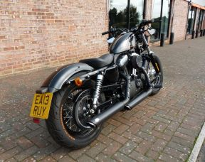 XL1200X Sportster Forty Eight 2013 Full Stage One