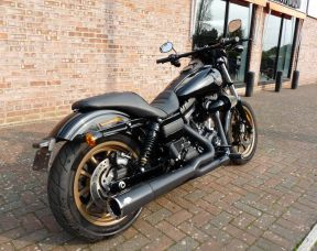 FXDLS Dyna Low Rider S 2016 Full Stage One