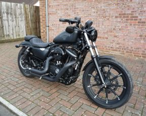 XL883N Sportster Iron 2016 Full Stage One