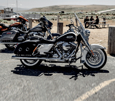 IN-STOCK PRE-OWNED MOTORCYCLES