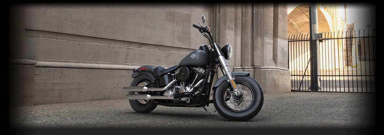 Softail Slim<sup>™</sup>
