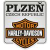 Harley-Davidson<sup>&reg;</sup> Plzeň