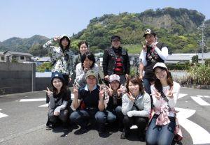 2015.05.10女性限定ツーリング!