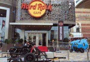 HARLEY-DAVIDSON® DUBAI LAUNCHES STREET™ 750