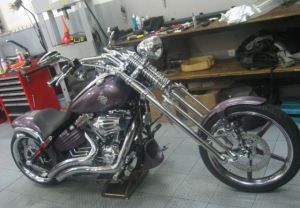 CUSTOMIZED BIKES