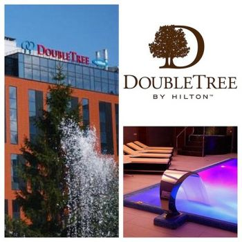 Harley-Davidson и Double Tree by Hilton Новосибирск дарят вам подарок.