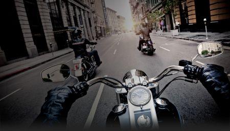 Harley-Davidson в Красноярске