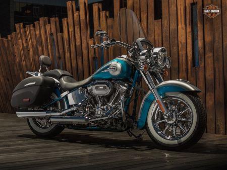 Мотоциклы CVO 2015