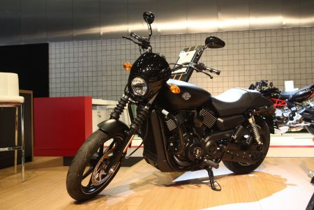 FOR THE 1ST TIME IN THE MENA REGION  HARLEY-DAVIDSON®  QATAR LAUNCHES STREET™ 750 AT THE QATAR MOTOR SHOW