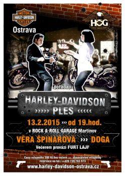 Harley-Davidson ples 2015