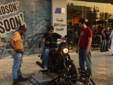 HARLEY-DAVIDSON® LAUNCHES STREET™ 750 IN SAUDI ARABIA