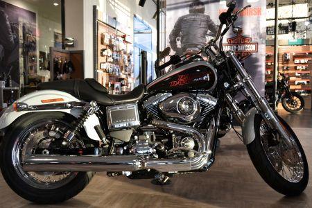 Классический Harley-Davidson для ценителей - Dyna Low Rider!