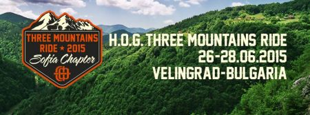 THREE MOUNTAINS RIDE - Едно незабравимо пътуване