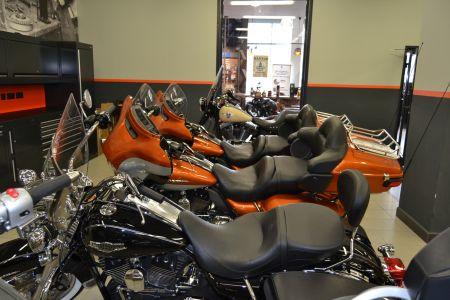 Однажды в Harley-Davidson