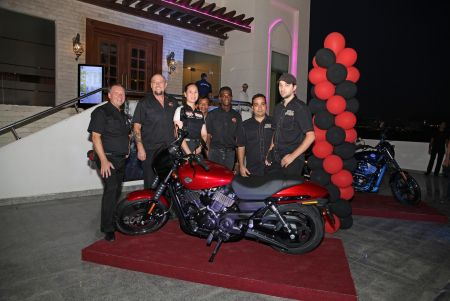 HARLEY-DAVIDSON® MUSCAT LAUNCHES STREET™ 750 TO INSPIRE THE NEXT GENERATION OF GLOBAL RIDERS
