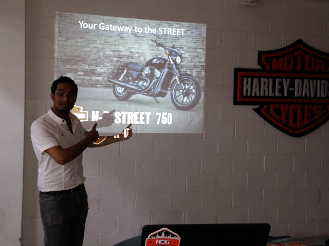 STREET 750 LAUNCH IN DHAHRAN