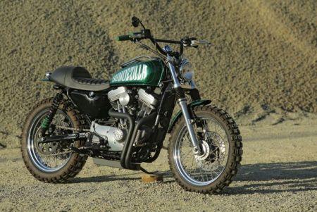 Скрэмблер Harley-Davidson? Почему бы и нет?