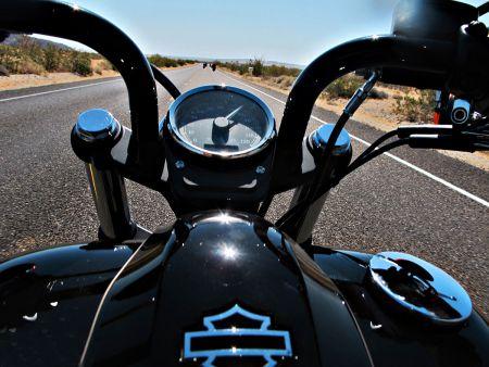 25-26 июля - глобальный тест-райд Harley-Davidson