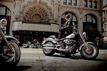 Снижены цены на Harley-Davidson