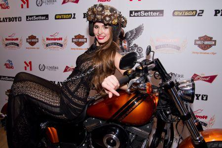 Міс Harley-Davidson-2014 стала 22-річна Олена Кожарко