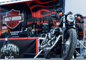 HARLEY-DAVIDSON OF MANILA FIRST YEAR ANNIVERSARY (MARCH 2014) - PART 1