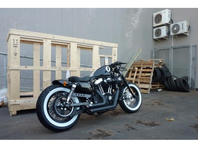 Harley Davidson 48 Bobber