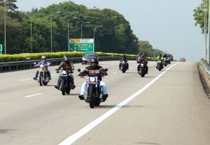SPORTSTER FAMILY RIDE - 5TH APRIL 2015