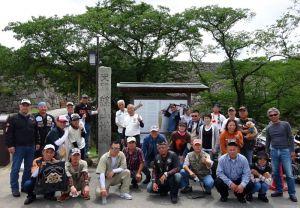 2015年8月2日(日) 倉敷チャプター・丹波篠山ツーリング