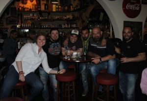 HOG Pub night with the revoltion X at Babylon 15-04-2015