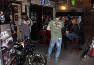Battle of the Kings - Revolution X at Reckless bar Nicosia 01-04-2015