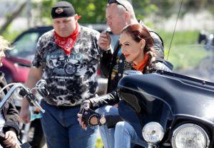 Harley Spring BBQ 2014