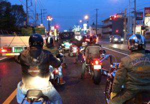 STREET PARTY IN KAWAGOE