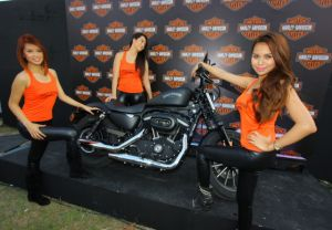 HARLEY-DAVIDSON OF MANILA GRAND LAUNCH (MARCH 2013)