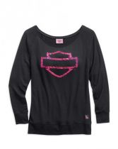 Pink Label Pullover