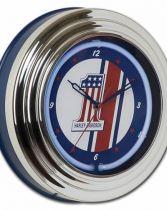 H-D #1 Racing clock