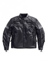 FXRG®Triple Vent System™ Switchback Leather Jacket