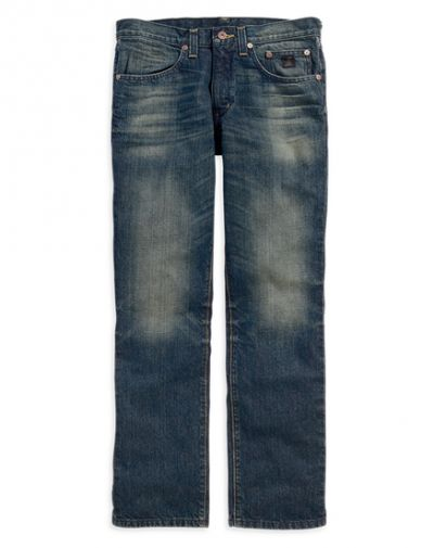 Black Label Slim Straight 2.0 Jeans