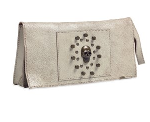 WALLET/CLUTCH CRACKED LEATHER