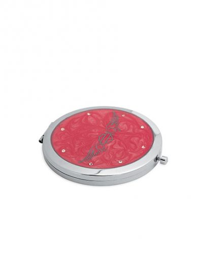 Pink Label Compact Mirror