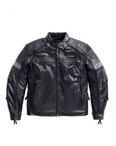 FXRG®Triple Vent System™ Switchback Leather Jacket