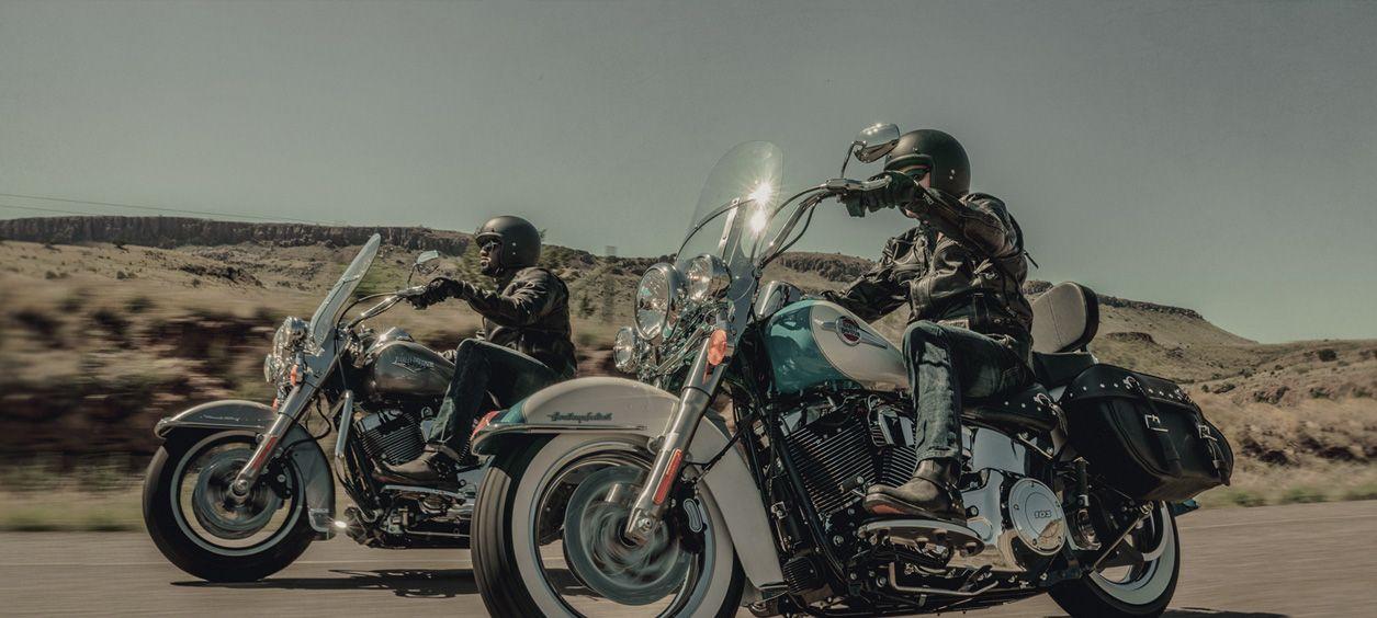 画像: Harley-Davidson