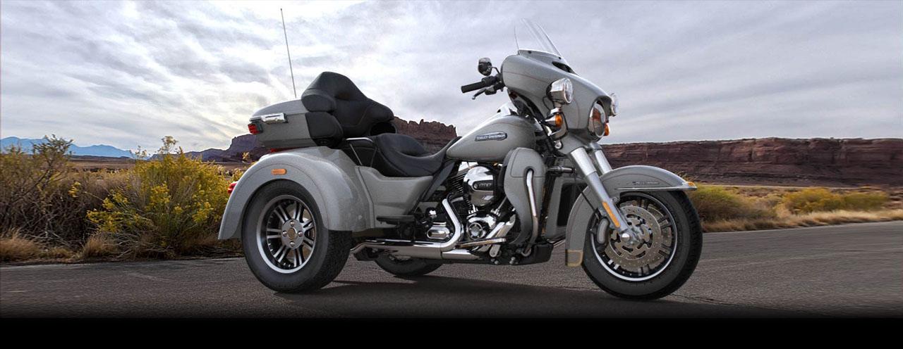 2016 Harley Davidson Tri Glide Ultra Gallery 619474: Tri Glide® Ultra