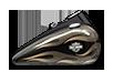 Wide Glide™ - ブラッククォーツフレイム