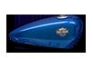 Harley-Davidson Street<sup>®</sup> 750 - スーペリアブルー