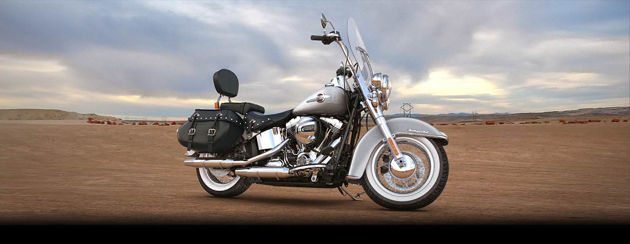 Heritage Softail<sup>™</sup> Classic
