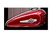 1200 Custom - ミステリアスレッドサングロ / ベロシティレッドサングロ