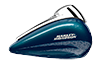 Road Glide<sup>®</sup> Special - Custom Colour Cosmic Blue Pearl