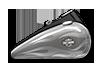 Wide Glide™ - チャコールパールフレイム