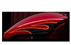 V-Rod Muscle<sup>®</sup> - ベロシティーレッドサングロフレイム